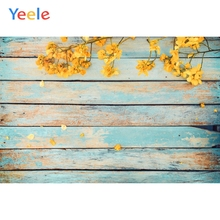 Yeele Wooden Board Planks Grunge Flowers Old Portrait Photography Backgrounds Customized Photographic Backdrops for Photo Studio yeele rose flower simple wooden board texture planks goods show photography backgrounds photographic backdrops for photo studio