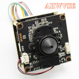 Image 1 - AHWVE Mini Macchina Fotografica del IP di POE Bordo del modulo con IRCUT CCTV FAI DA TE Per La Cupola Macchina Fotografica Della Pallottola 1080P 2MP Mobile APP XMEYE Obiettivo di 3.7mm