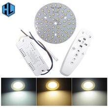 1 set LED 5730SMD bulb light intelligent WIFI mobile phone connect three-color change lighting replace bedroom bedside spotlight