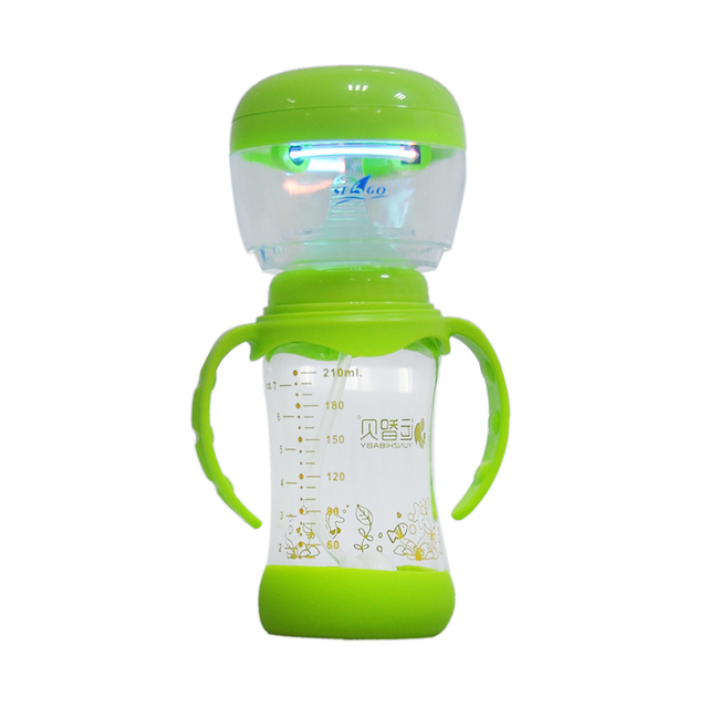 Brand electric portable mini UV baby pacifier sterilizer nipple feeder bottle feeding cup clean silicone toothbrush travel