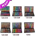 120 Colors Beauty Women Eye Shadow Palette Makeup Set Neutral & Shimmer Matte Cosmetic Eyeshadow