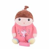 Plush Sweet Metoo Backpack Cute Lovely Stuffed Baby Kids Toys For Girls Birthday Christmas Keppel Doll