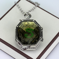 Free Shipping Harry Potter Horcrux Locket Necklace