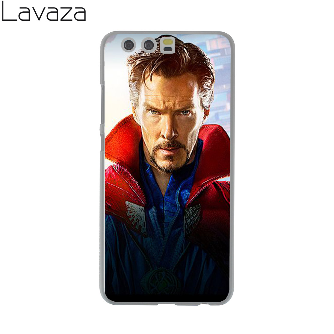 Half-wrapped Case Marvel Comics Doctor Strange For Huawei P20 P10 P9 P8 Pro Lite Plus Pro P Smart Mini Nova 3 3i Soft Mobile Phone Cover Case Phone Bags & Cases