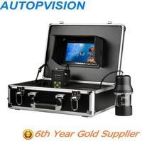 20 m de visão Subaquática GSY 8200/explorar finshing localizador localizador de Cultivo de visualização do monitor|monitor|views|view finder -