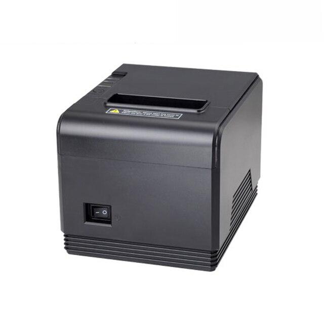 Imprimante de reçus thermique 80MM, port USB RS232, livraison gratuite 1