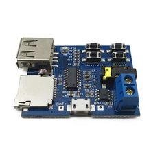 Placa de decodificador Mp3 lossless vem com amplificador decodificador mp3 TF cartão de U disco jogador decodificador