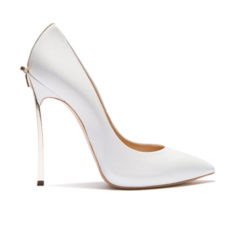 8cm/10cm/12cm High Quality  2019 New Sexy Women Shoes Bowtie Thin High Heels Woman heels Wedding Shoes Pumps Party Shoes