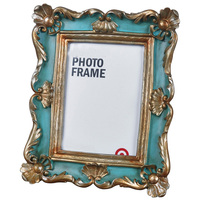 Beatiful Country Style Home Photo Frame Resin Picture Frame Tabletop in Vertical or Horizontal RPF014