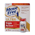 Schiff Mover Livre Ultra Tipo II Colágeno Ácido Hialurônico Boro Tripe Ação Comprimidos (75 ct) frete grátis