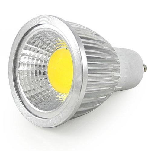 Lights & Lighting 100% Quality 35pieces/lot Warm White 2700k Gu10 9w Cob Led Lamp Spotlight High Lumen 120 Angle High Cri 110-240v Ce&rohs Cul 3 Years Warranty Led Lighting