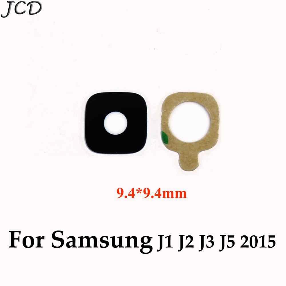 JCD عودة كاميرا خلفية حلقة زجاج عدسة لسامسونج غالاكسي J1 J2 J3 J5 J7 J510 J710 J330 J530 J730 J320 J6 J8 2018 2017 2016 2015