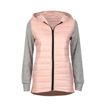 Winter Women Fashion Warm Hoodies Coat Snow Clothing Lady Long Sleeve Warm Thick Outwear Slim Down Long Parkas Tops Jacket Oct21
