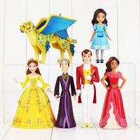 6pcs Lot 9 15cm Elena Of Avalor Figure Toy Princess Elena Isabel Jaquins Collectible Model Doll