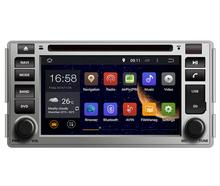 FREE GIFTS ROM 16G Fit Hyundai SANTA FE 2006 2007 2008 – 2012 1024*600 QUAD Core Android 5.1 Car DVD Player 3G Radio GPS TV DVD
