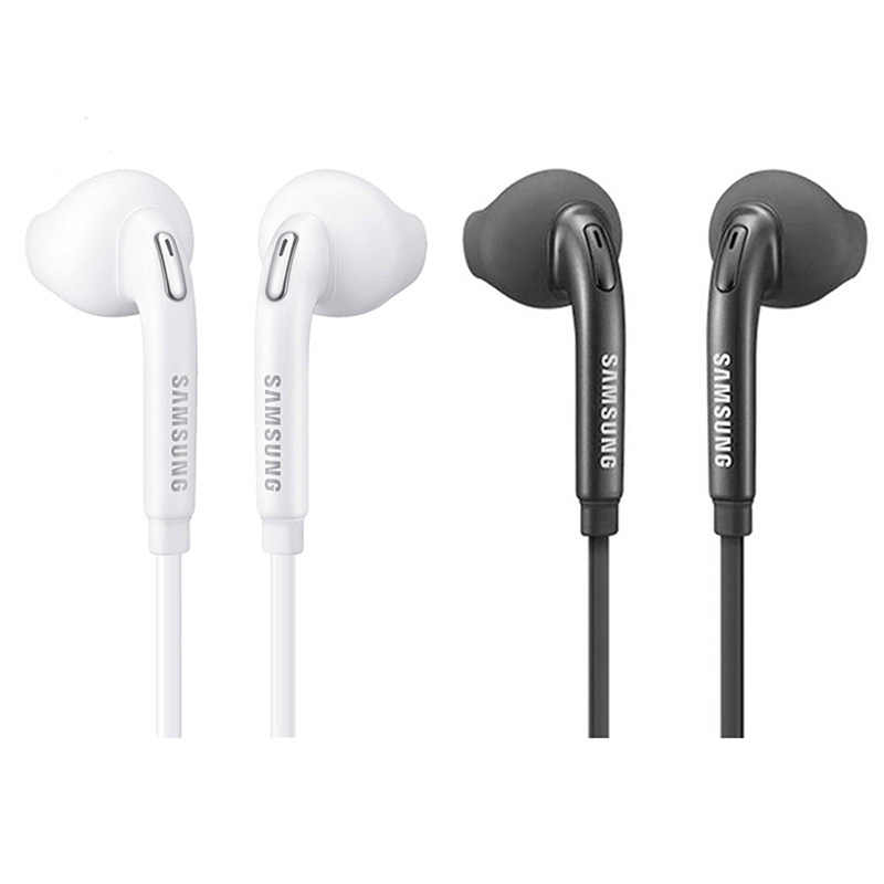 100pcs lot Hi Q EG920 Earphones Wired Control Speaker With Mic Phone Headset For Samsung Huawei