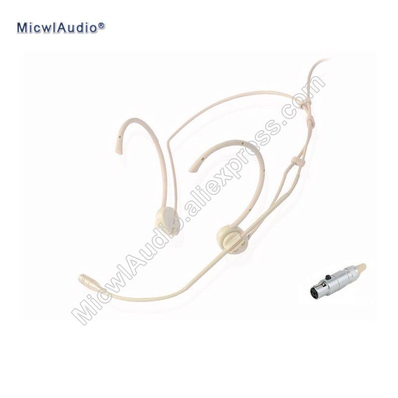 Dual Hook Pro Headworn Cardioid Headset Conference