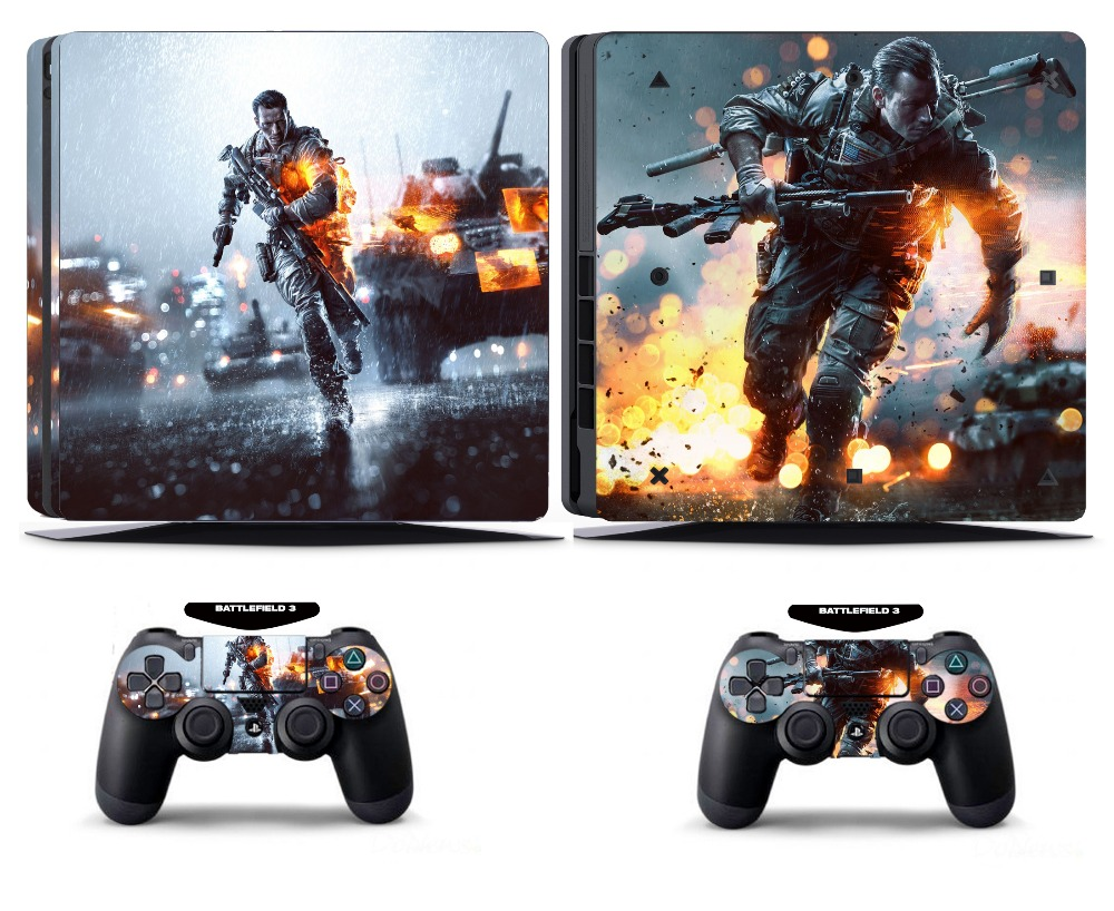 Faceplates, Decals & Stickers Video Games & Consoles Assassin 211 Vinly Skin Sticker Cover For Sony Ps4 Slim Playstation 4 Slim Wide Selection;