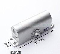 Automatic Casting Aluminum Mini Door Closer Small Option Fitting For Door 25 45 KGS