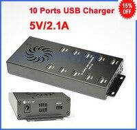 DC 12V input Hub USB with 10 Ports Charger for iPone/iPad/Mobile Phone/Camara/MP3/MP4