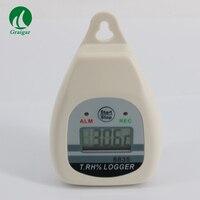 AZ8835 цифровой ЖК дисплей Дисплей Температура влажность Регистратор данных