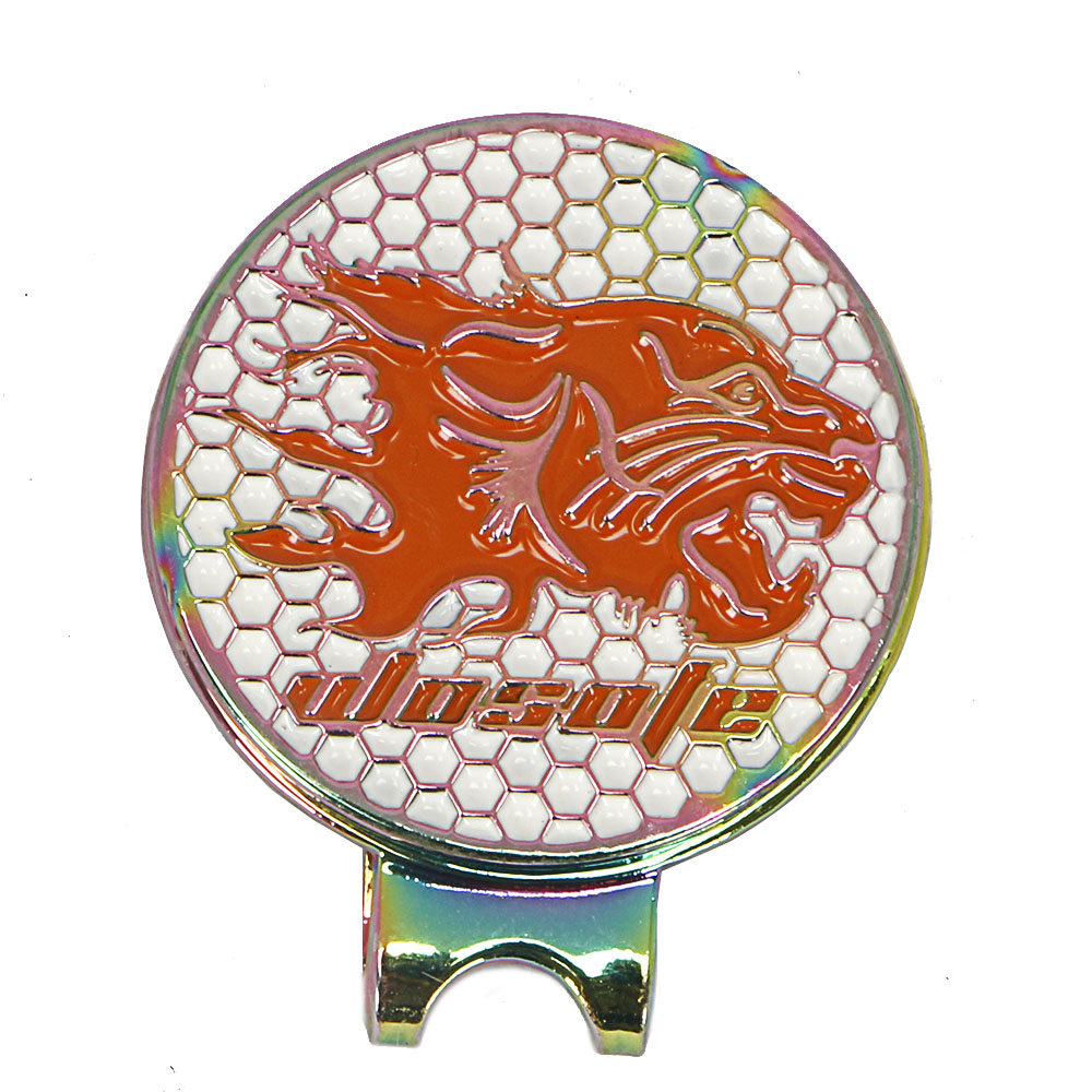 Golf Cap Clip Golf  Marker Professional