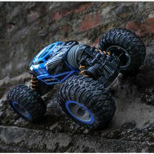 Image 5 - 1/16 4WD Electric RC drift Car Rock Crawler Remote Control Toy 2.4G Radio Controlled 4x4 Drive Off Road car Toys For Boys Gift