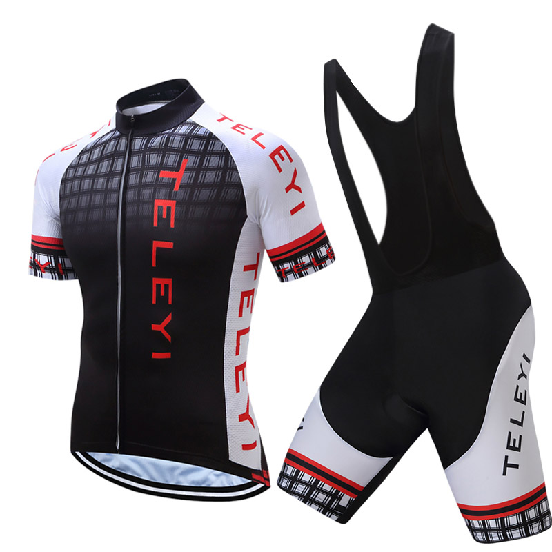 2017 Summer USA Style Cycling Clothing/maillot bicycle clothes/ropa Cycling <font><b>Jerseys</b></font>/Mountain Bicycle Wear Ropa Ciclismo 19 Color