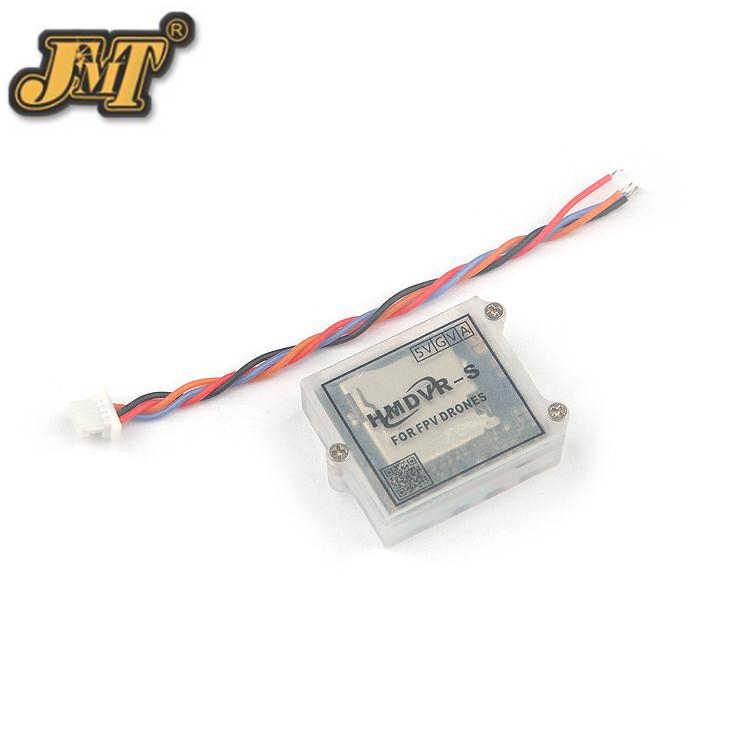 Super Mini HMDVR-S DVR Audio Video grabadora DVR para el bricolaje Micro FPV giroscopio de Multicopter RC Drone