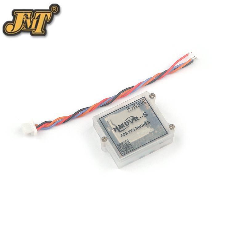 Super Mini HMDVR-S DVR Vidéo Audio Enregistreur Lunettes DVR pour Micro FPV Quadricoptère Multicopter RC Drone