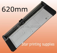 Manual Rotary paper cutter trimmer 620mm 24inch