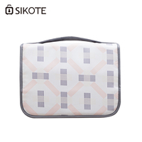 SIKOTE Double Layer Travel Accessories Waterproof Packing Organizers Storage Bag Portable Clothes Finishing Bags