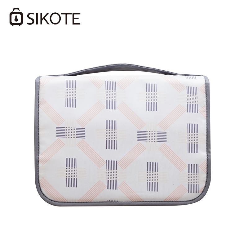 SIKOTE Double Layer Travel Accessories Waterproof Packing Organizers Storage Bag Portable Clothes Finishing Bags ...
