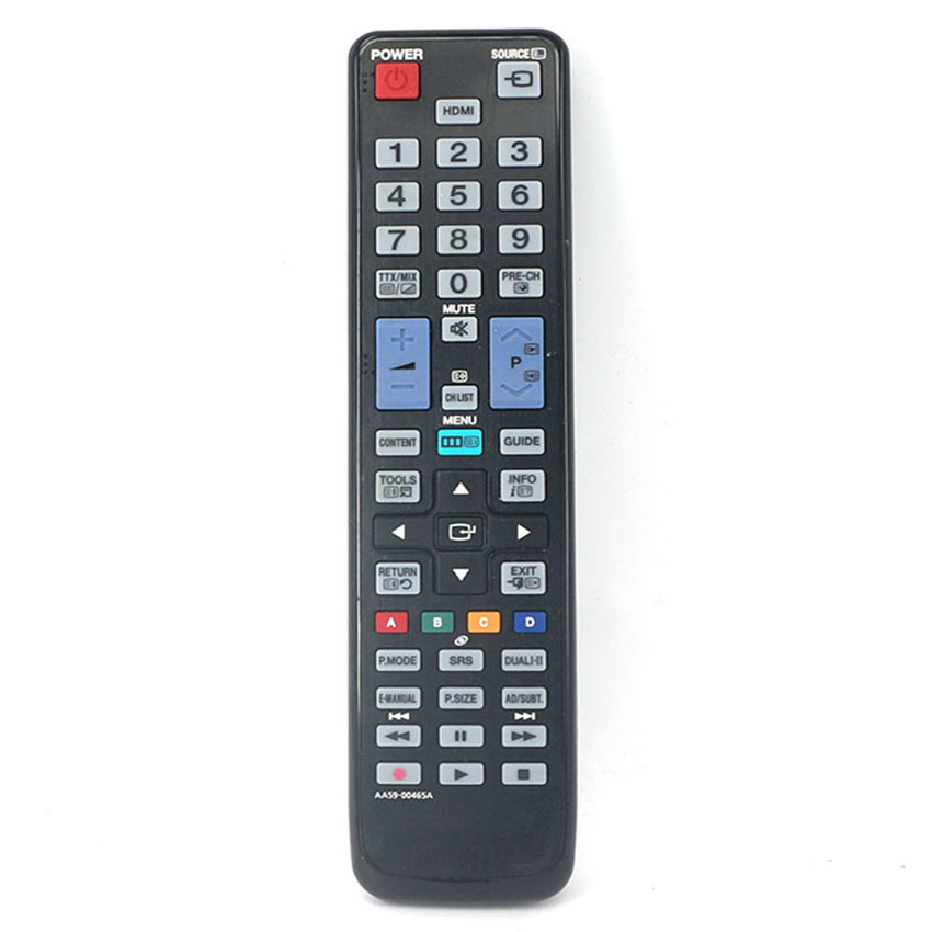 NEW Remote Controller For SAMSUNG AA59-00508A AA59-00465A Remote Control 3D TV Fernbedienung free shipping tv remote control for samsung remote control aa59 00784c un55f8000bfxza un60f6350 un60f6350af 3d smart tv fw1s