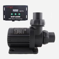 Jebao/Jecod DCP3000/4000/5000 Powerful Water Pump Sine Wave Super Quiet Return Pump W/ Controller Frequency Conversion Fish Pond