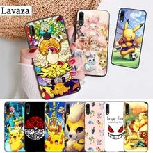 Lavaza Pika Go PokeBall animal Silicone Case for Huawei P8 Lite 2015 2017 P9 2016 Mimi P10 P20 Pro P Smart Z 2019 P30