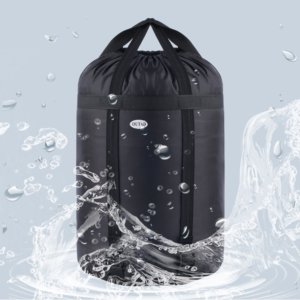 2018 Top Sale BlueField Lightweight Nylon Compression Stuff Sack Bag Outdoor Camping Small Bag 45*26*26cm Stock Offer