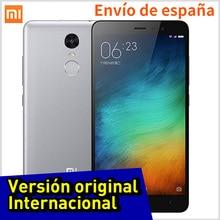 "Original Xiaomi Redmi Note 3 Phone Note 3 Pro Prime 3GB RAM 32GB ROM 5.5"" Fingerprint ID Smartphone Snapdragon 650 4 G FDD LTE"