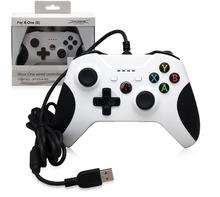 New USB Wired Controller For Xbox One S Video Game JoyStick Mando For Microsoft Xbox One Slim Controle Joypad
