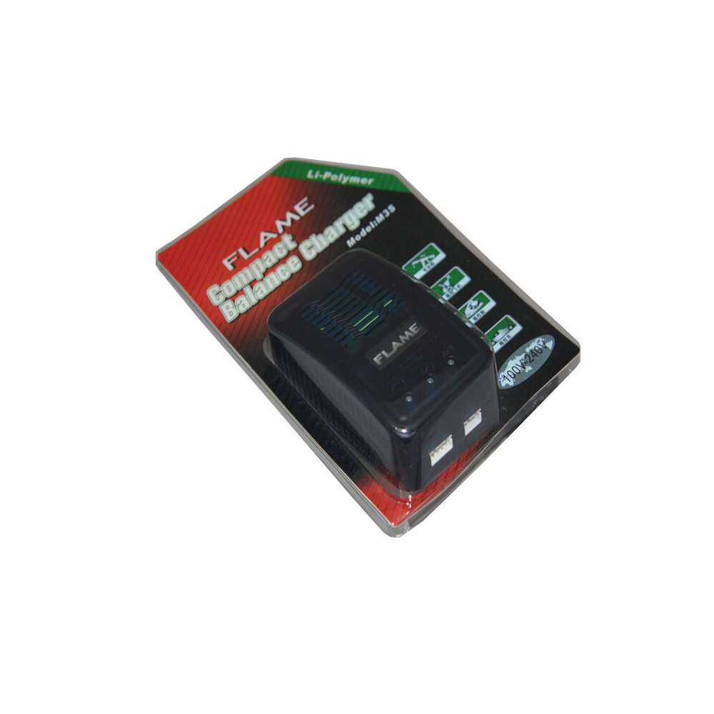 1pcs 100% Original FLAME Battery 2-3 string 6.6v-9.9V lithium iron phosphate battery balance charger M3E delipow lithium iron phosphate battery charger charger for 1450010440 3 7v 18650 rechargeable li ion cell
