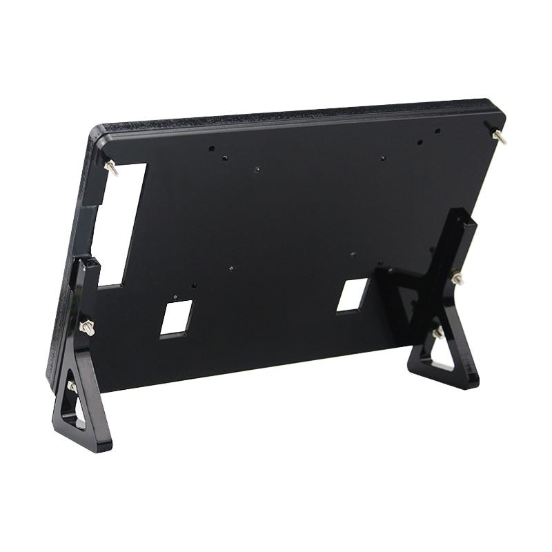 Transparent 7 Inch LCD Acrylic Display Screen Housing Bracket For Raspberry Pi