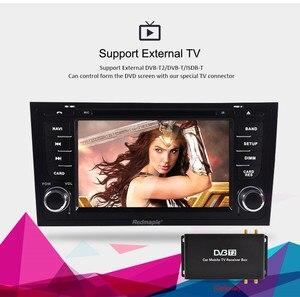 "Image 3 - 7 ""IPS Android 9.0 รถ DVD สเตอริโอ Autoradio สำหรับ AUDI A6 S6 RS6 1997 + เสียงมัลติมีเดียวิทยุ WIFI GPS Navigation headunit Player"