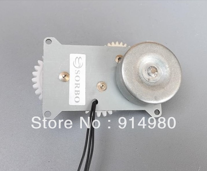 Gear Motor Homemade Hand Cranked Generator Charger Dynamo