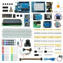 Супер стартовый набор для проекта UNO R3/Обучающий набор(UNO R3) UNO R3 проекты W+ 34 проекты Обучающий набор с розничной коробкой для Arduino