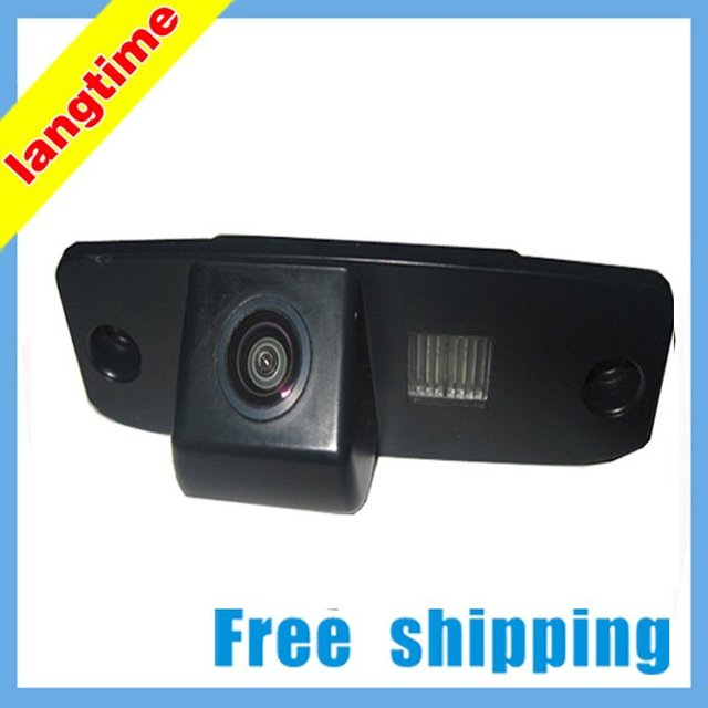 Free shipping--High resolution! CCD effect !special car rearview cameral for Hyundai Elantra,Accent,Tucson,Veracru, water proof