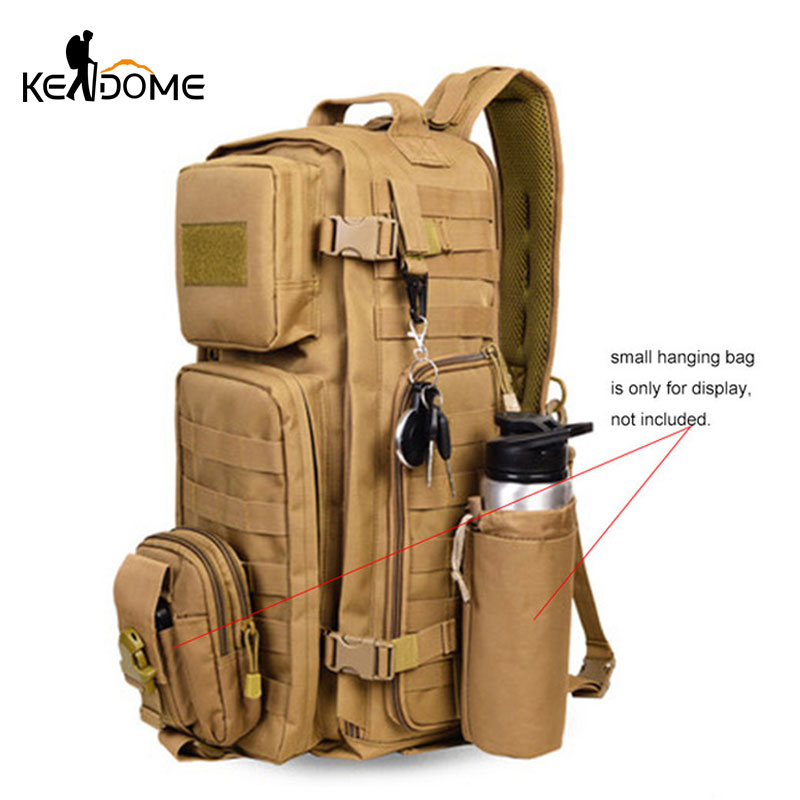 Outdoor Military Camouflage Rucksacks Large Capacity Tactical Backpacks Women Men Mountaineering Camping Traveling Bag XA605WD unisex military backpack camouflage rucksacks large capacity outdoor backpacks mountaineering camping travel bag mochilaxa650wd