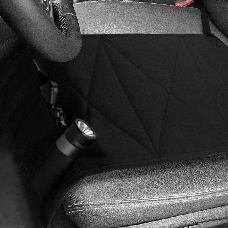 Verdeckte Autositz Pistole Holster und Matratze Bett Hand Pistolenhalfter Versteckte holster für autositz