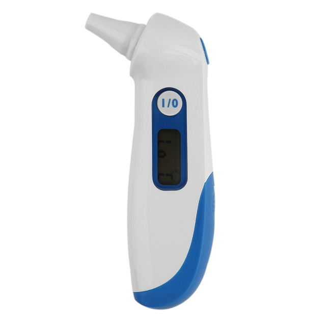 New Accuracy Home Digital Baby Health Monitors Ear Thermometer Infrared Ear Thermometer LCD Digital Thermometer AET-R111