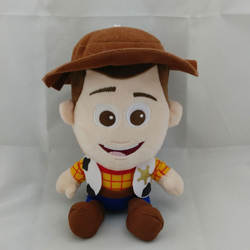 8 20cm peluche boneca toy story 3 woody sheriff buzz. Black Bedroom Furniture Sets. Home Design Ideas