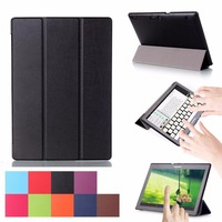For Tab 2 A10 30 Colorful Print Leather Case Cover For Lenovo Tab 2 A10 30